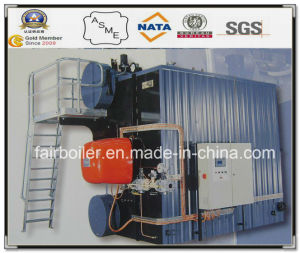 D Type High Pressure Steam Boiler and Industrial Hot Water Boiler