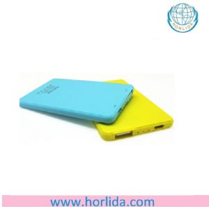 New Design Li-Polymer Battery Power Bank