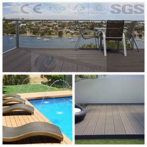 Wood Plastic Composite WPC Deck pictures & photos