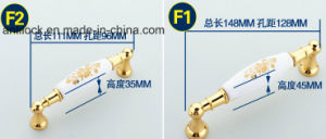 Wardrobe Handle, Cabinet Handle, Drawer Handle, Al-F1-6 pictures & photos