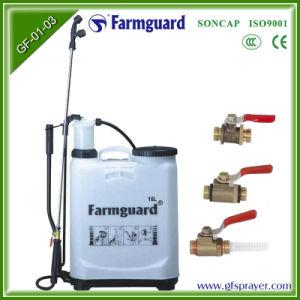 16L Manual Sprayer Knapsack Sprayer (GF-01-03)