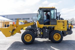 Sdlg 1.8t Mini Loader LG918 pictures & photos