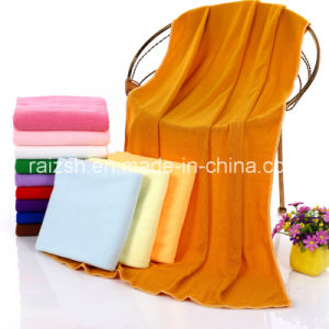 Microfiber Towel Manufacturers, Wholesale Bath Towel 70 * 140cm pictures & photos