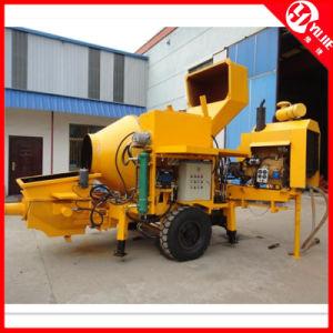 Advanced Design Diesel Engine 15m3 Concrete Mixer Pump pictures & photos