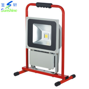 80W LED Flood Light with CE CB GS SAA Certificate