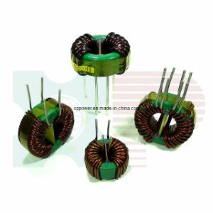 RoHS/ISO/SGS High Frequency Toroidal Common Mode Inductor (XP-PI-TC14009) pictures & photos