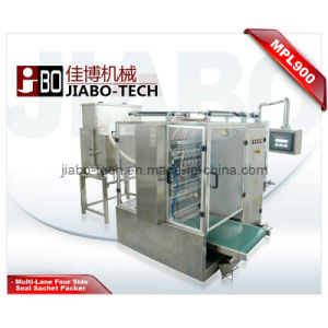 6lanes Conditioner, Shampoo & Lotion Paste Packaging Machine (MPL900) pictures & photos
