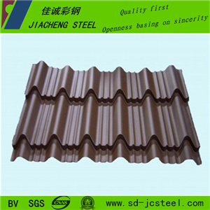 Hot DIP Color Coated Corrugated Steel Sheet From China Supplier