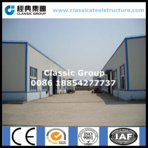 Prefabricated Steel Warehouse Building pictures & photos