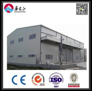 Steel Beam Warehouse and Workshop with SGS Certification (BYSS051904) pictures & photos