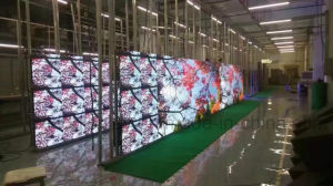 Indoor Full Color P2.5 P3 P3.91 P4 P4.81 P5 P6 P8 P10 Outdoor LED Display Screen/ LED Video Display Wall pictures & photos