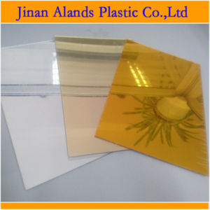 1mm 2mm 3mm Mirror Acrylic Silver and Golden pictures & photos