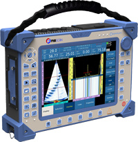 NDT Phase Array Flaw Detector