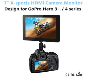 """7"""" HDMI Camera Monitor with IPS, HDMI & AV Input pictures & photos"""