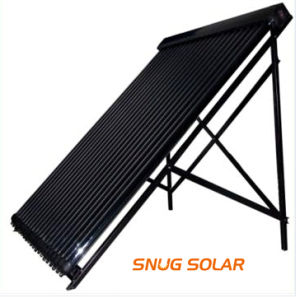 Black Color High Efficiency Heat Pipe Solar Collector pictures & photos