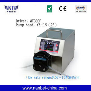 0.06-4000ml/Min Intelligent Dispensing Peristaltic Pump pictures & photos