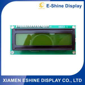 STN Character Negative LCD COB Module Display with Backlight pictures & photos