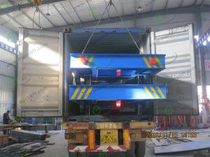30T Large Gauge Rail Electric Flat Transfer Cart pictures & photos