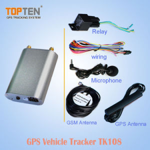 Mini GPS Vehicle Tracker Tk108 for Vehicle/Car/Truck with CE Mark, APP (WL) pictures & photos