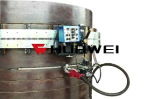 Auto Wavering Swing Welding Machine Tractor / Flexible Rail pictures & photos