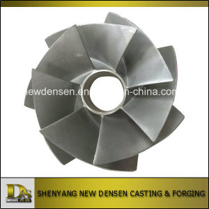 ISO9001: 2008 Customized Precision Casting Part Pump Impeller pictures & photos