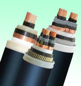 Aluminum Wire Swa Armored XLPE Cable pictures & photos