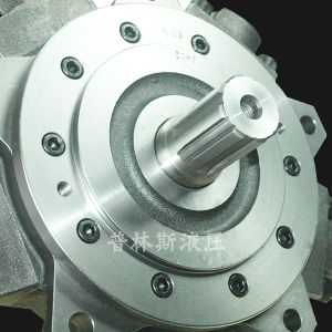 Radial Piston Hydraulic Motor (replace Intermot IAM) pictures & photos