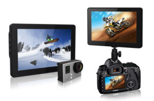 "7"" IPS Camera LCD Monitor for Go PRO DSLR pictures & photos"