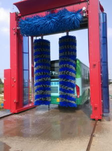 Risense Automatic Bus and Truck Washing Machine CB-730 CE Certificate pictures & photos