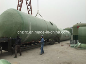FRP GRP Tank Chemical Fuel Tank Transportation FRP Tank pictures & photos