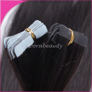Virgin Hair for 100% Brazilian Human Tape Hair pictures & photos