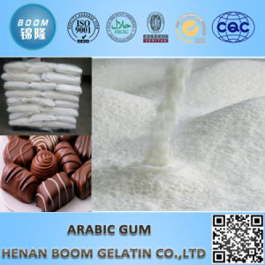 Arabic Gum Powder for Coating in Candy pictures & photos