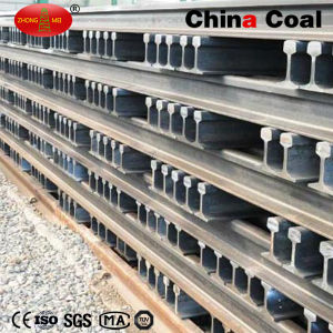 Railway Steel Rail 6kg, 9kg, 12kg, 15kg, 18kg, 22kg, 24kg, Light Rail, Heavy Rail, Crane Rail pictures & photos