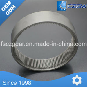 Customized Nonstandard Transmission Gear Ring Gear for Various Machinery pictures & photos