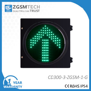300mm Stop Go Signal Red Cross Green Arrow Traffic Light pictures & photos