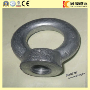 DIN582 Steel Eye Nuts with Good Quality pictures & photos