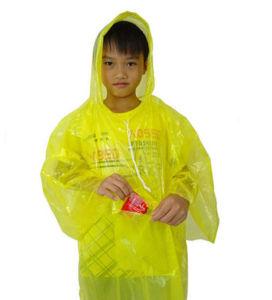 Kid Rain Poncho PE Poncho