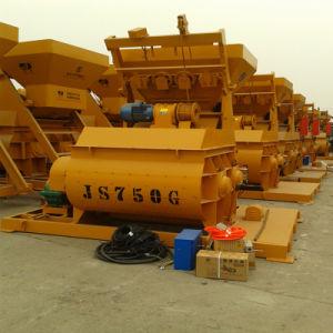 Construction Equipment/Productivity 45m3/H Js750 Concrete Mixer pictures & photos
