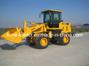Zl20 Multi-Function Mini Wheel Loader with Joystick (CE)
