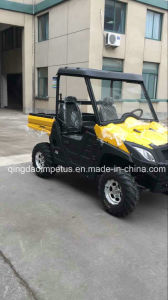 4 Stroke Efi Engine 4X4wd Side by Side Manufacturer Price 800cc UTV pictures & photos