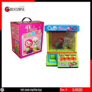 Mini Crane Machine Toys (SLW852BB) pictures & photos