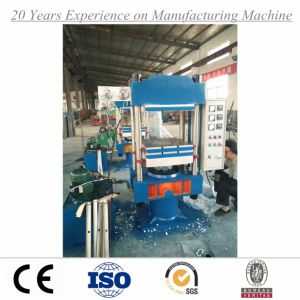 Plate Vulcanizing Press Machine with Ce ISO Certificate pictures & photos