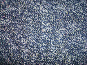 Cotton Nylon Wool Three Material Blenched Wool Coarsed Heather Yarn pictures & photos