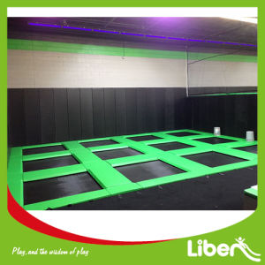 CE Approved Trampoline Kids Indoor Trampoline Bed pictures & photos