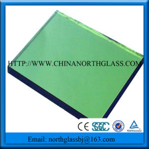5mm Green Reflective Glass Mirror Coating Glass pictures & photos
