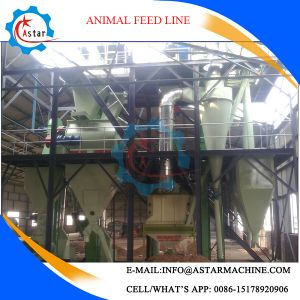 1t/H Aquatic Feed Shrimp Fish Feed Line pictures & photos