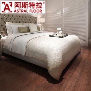 12mm Household Black Walnut Flooring /Laminate Flooring pictures & photos