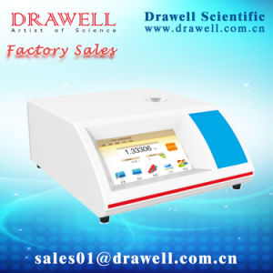 High Resolution and Temp Lab Refractometer with Color Touch Screen pictures & photos