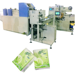Napkin Paper Pocket Tissues Making Packing Machine pictures & photos
