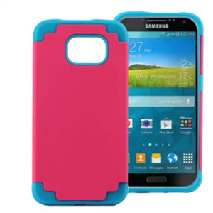 2in1 Combo Mobile Phone Cover for Samsung Galaxy S6